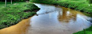 Using Aluminum Sulfate to Treat Muddy Ponds