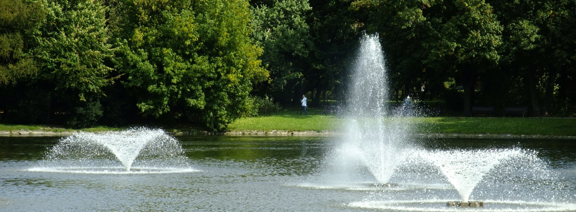 Winter Park Fountains and Aeration Systems